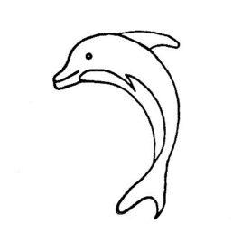 Delfin 02 klein