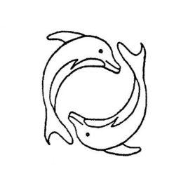 Delfin 01 klein