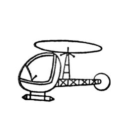 Kids Helikopter