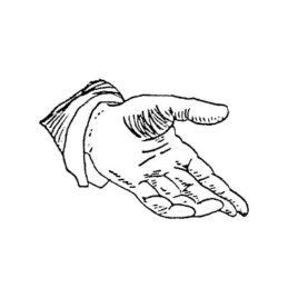 Hand 01 rechts