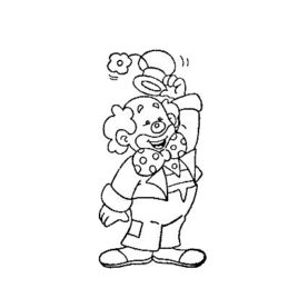 Clown 03 grösser
