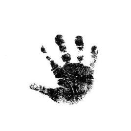 Hand rechts klein