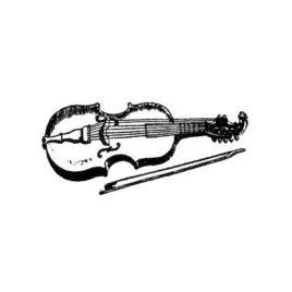 Geige klein