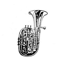 Blasinstrument Horn