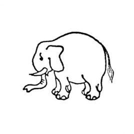 Kids Elefant