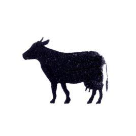 Kuh gefüllt