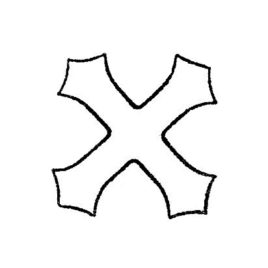 Kreuz gross